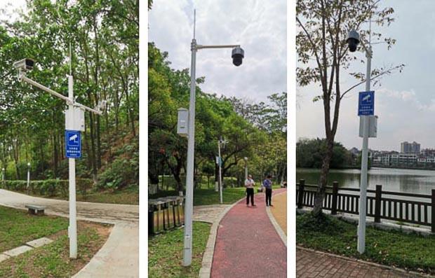 增城区公园视频监控系统正式启用02.jpg
